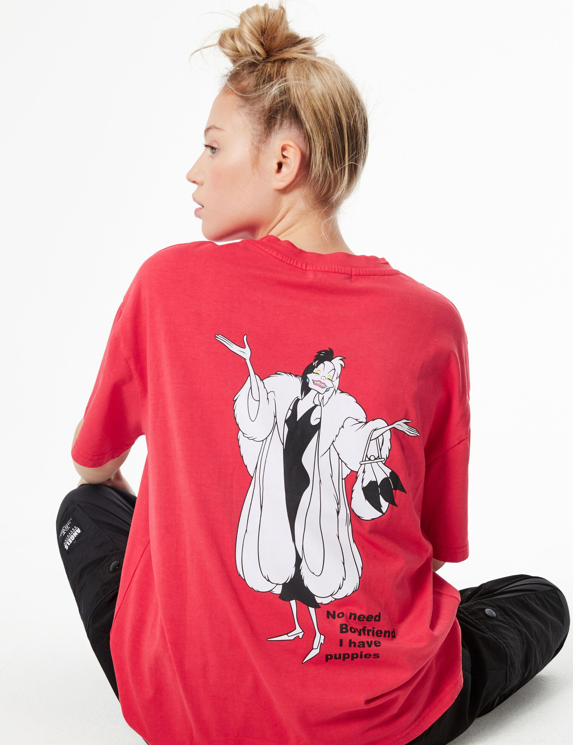Tee-shirt Disney Cruella