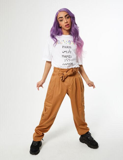 Trousers x bilal hassani