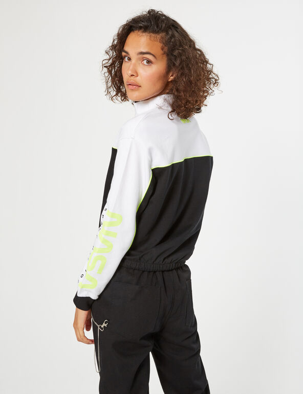 """nasa"" sweatshirt"