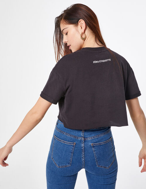 crop top free to love