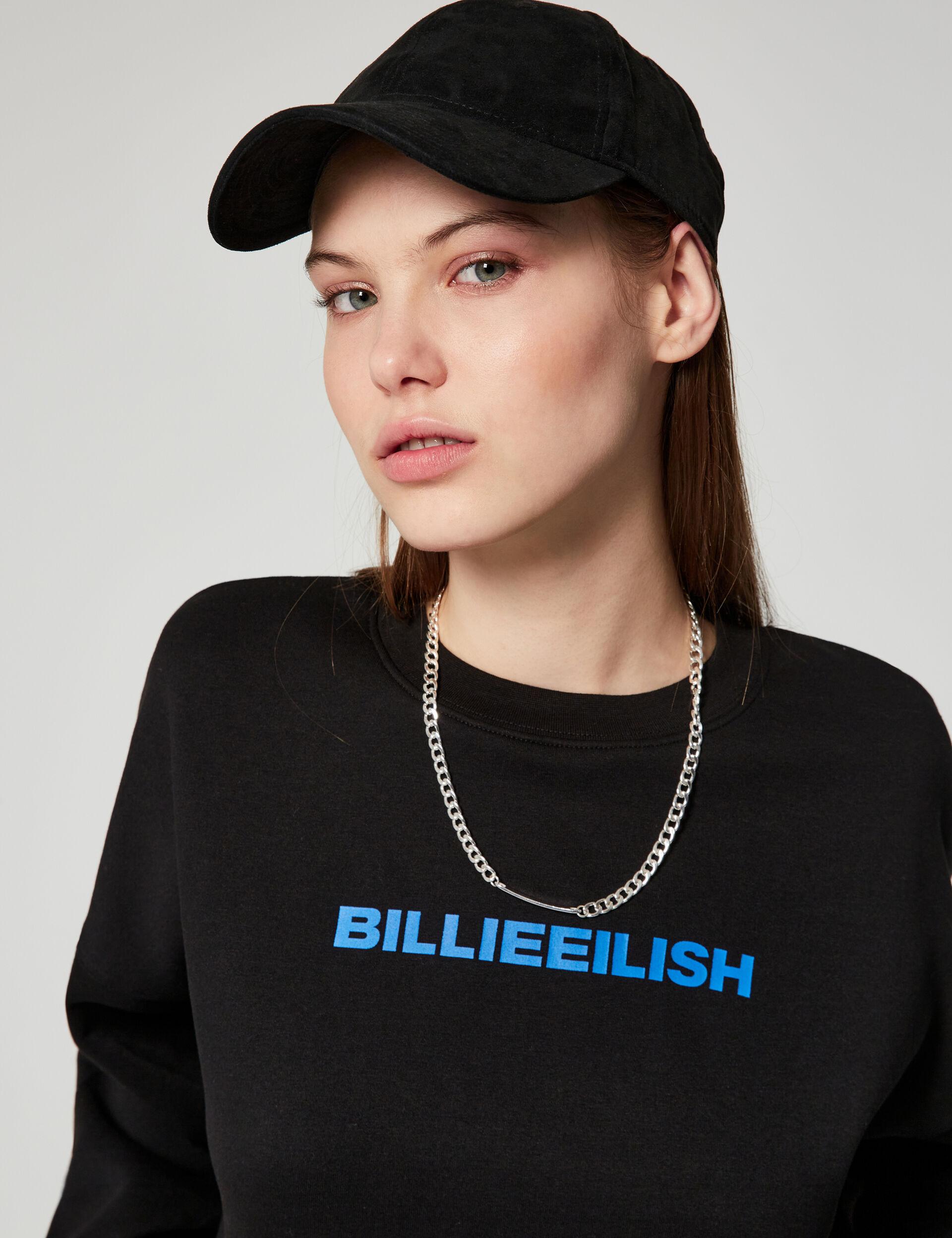 Cropped Bill. E  sweatshirt Basic
