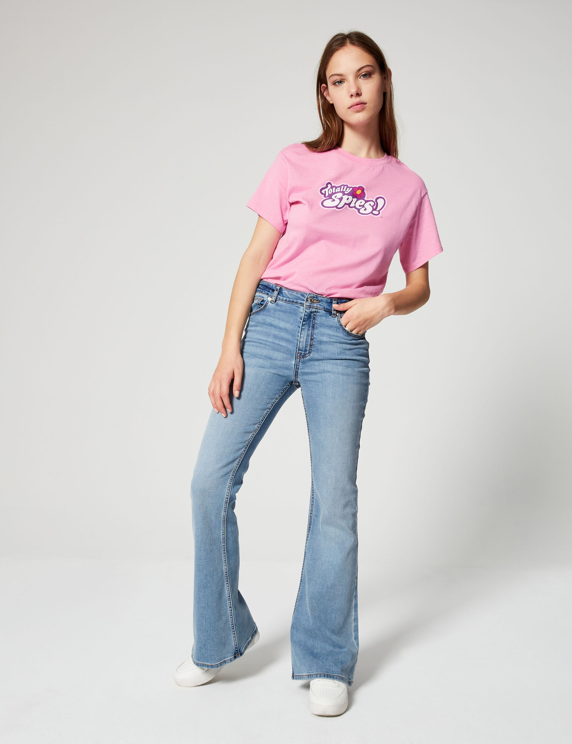Tee-shirt Totally Spies