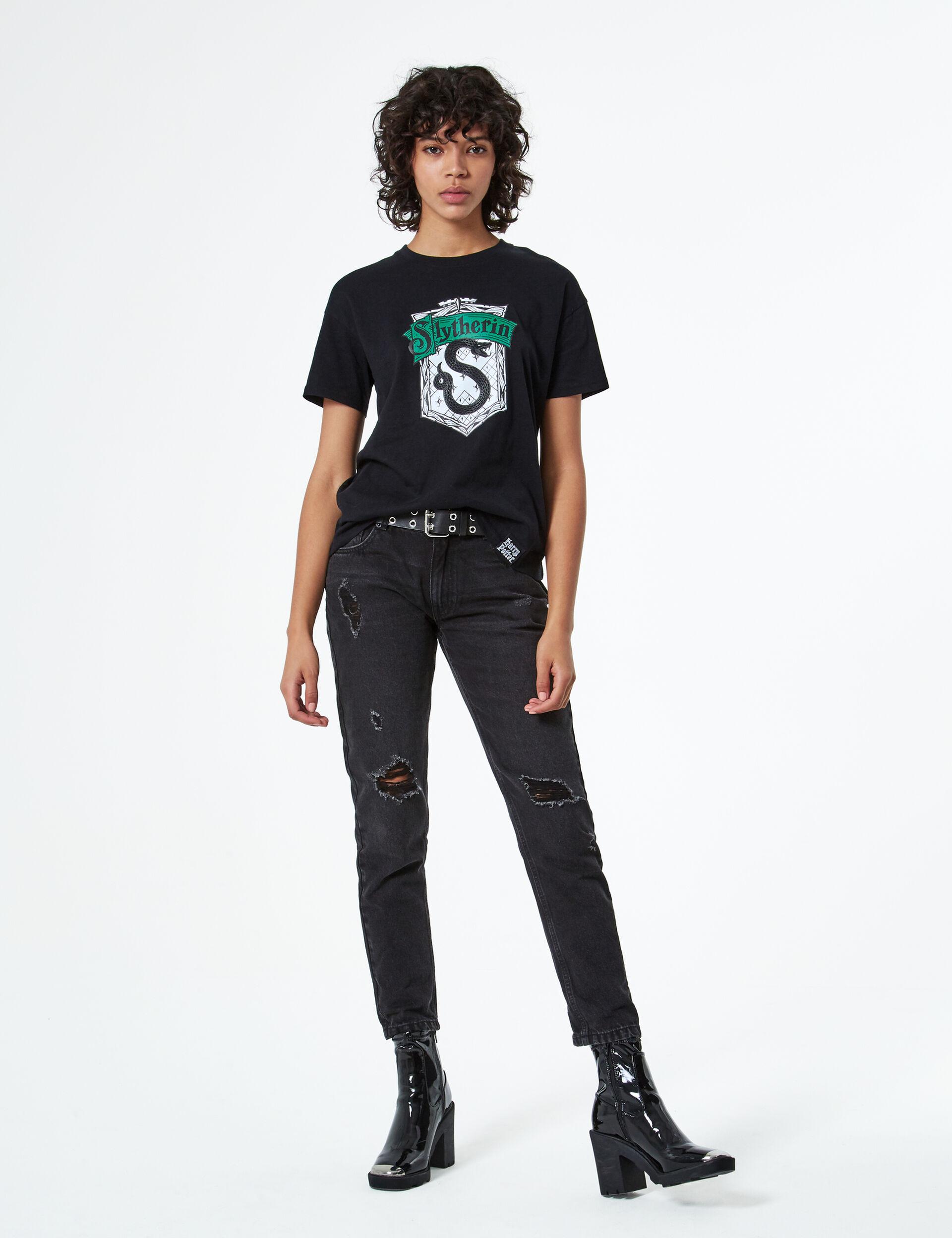 Tee-shirt Harry Potter Serpentard