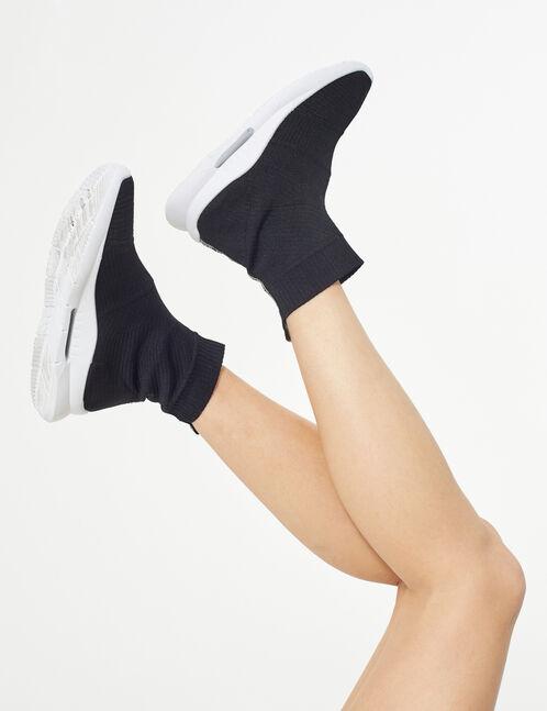baskets chaussettes