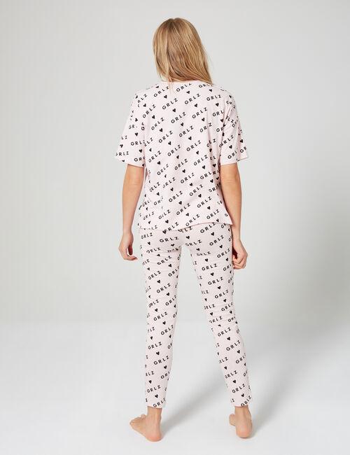 Set pyjama grlz