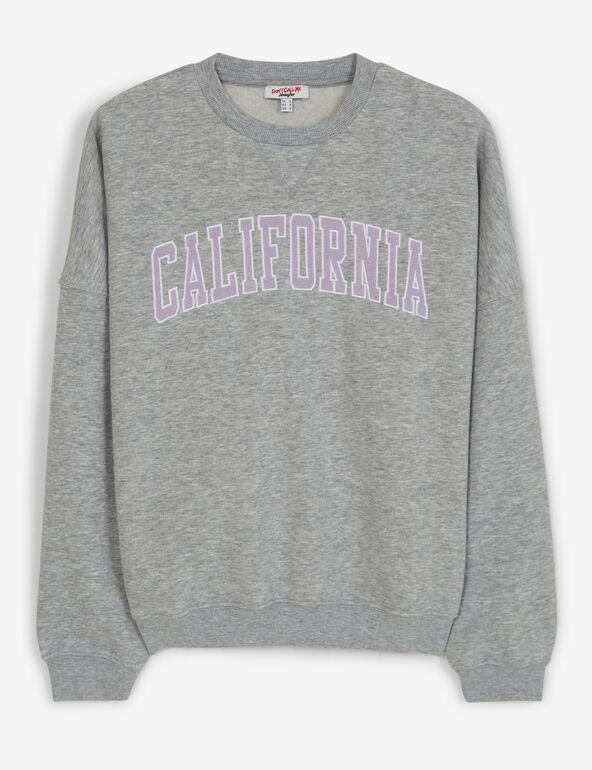 Sweat oversize California