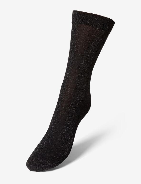Chaussettes pailletées