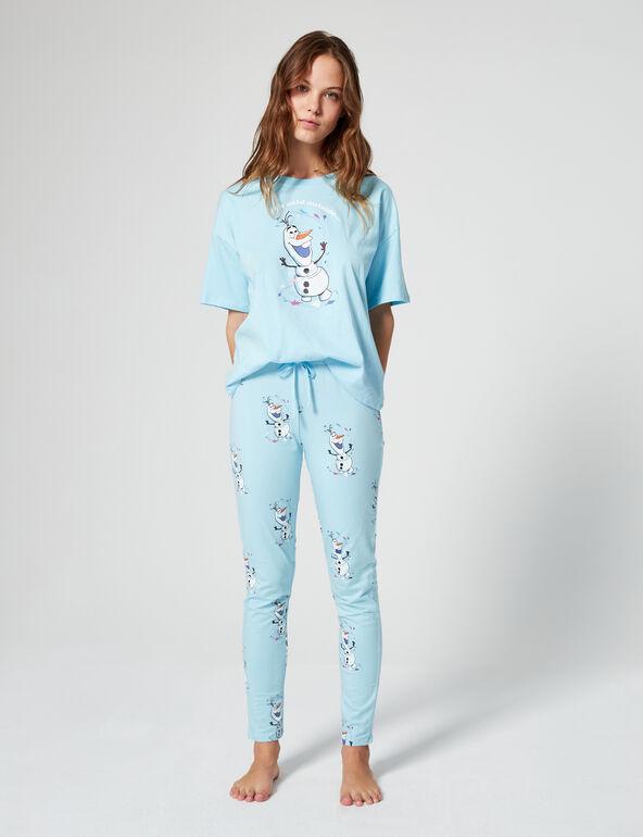 Set pyjama La Reine des neiges