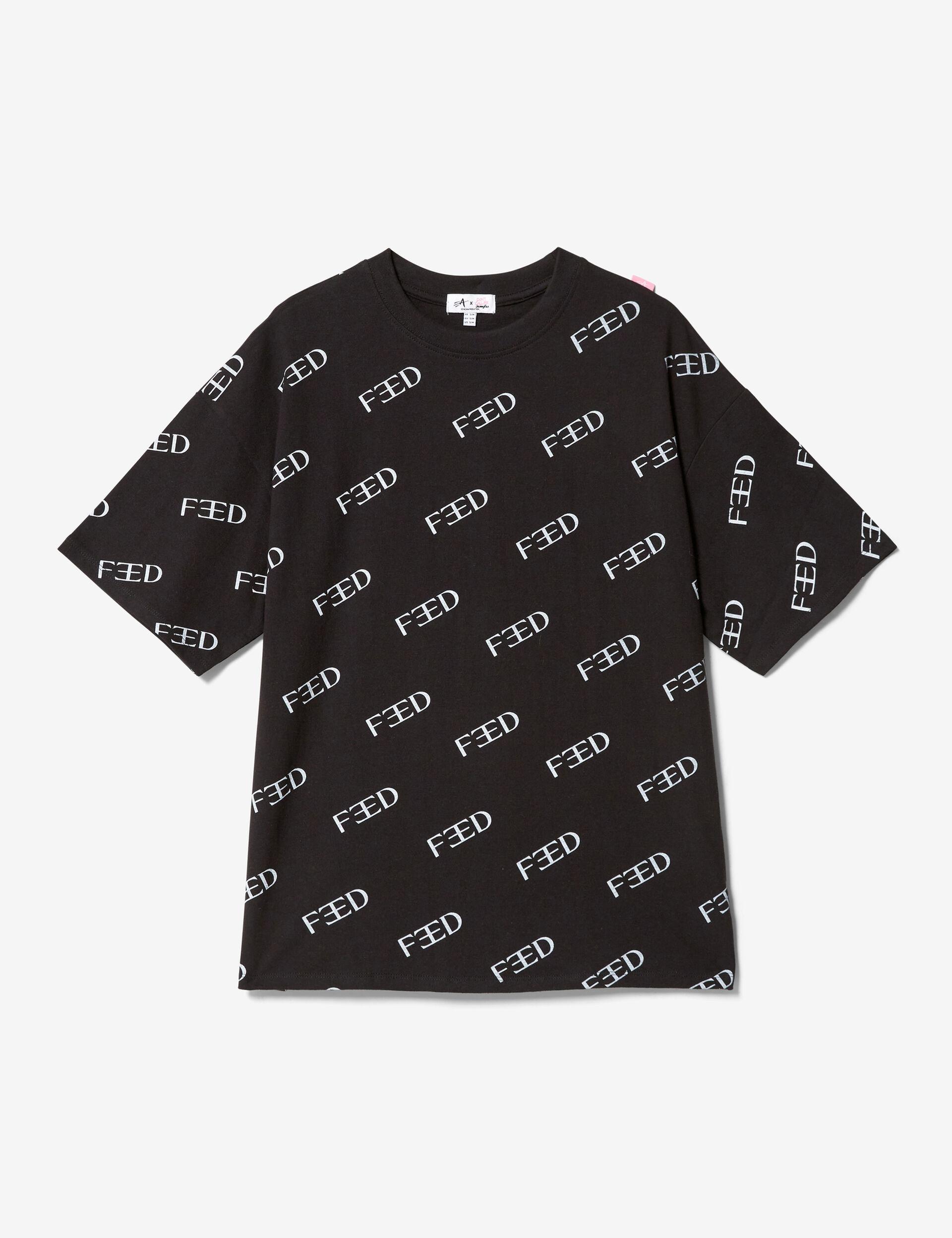 Eva Queen Feed T-shirt