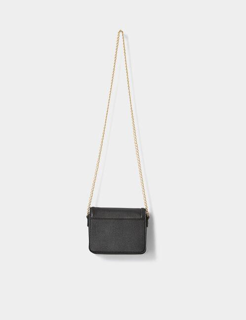 Small black crossbody bag
