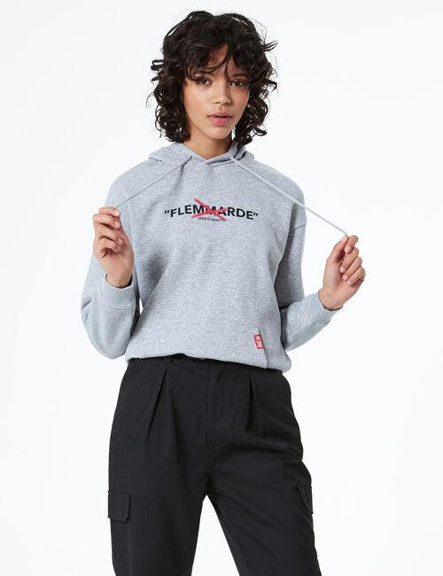 'Don't call me' hoodie
