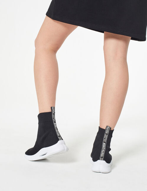sock trainers