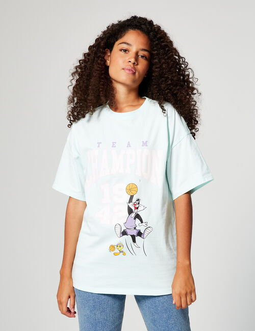 Looney Tunes Tweety and Sylvester T-shirt