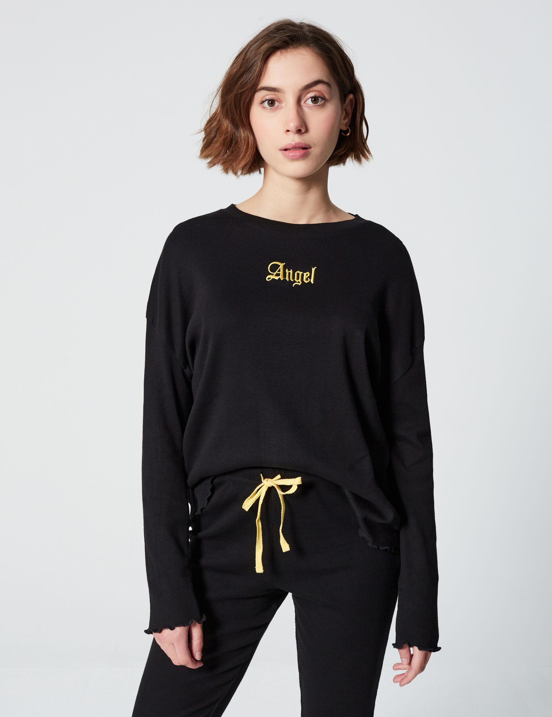 Pyjama côtelé Angel