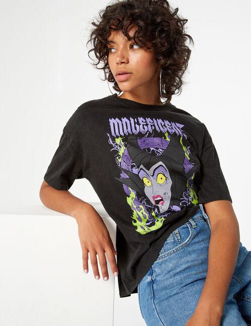 Tee-shirt Disney Maleficient