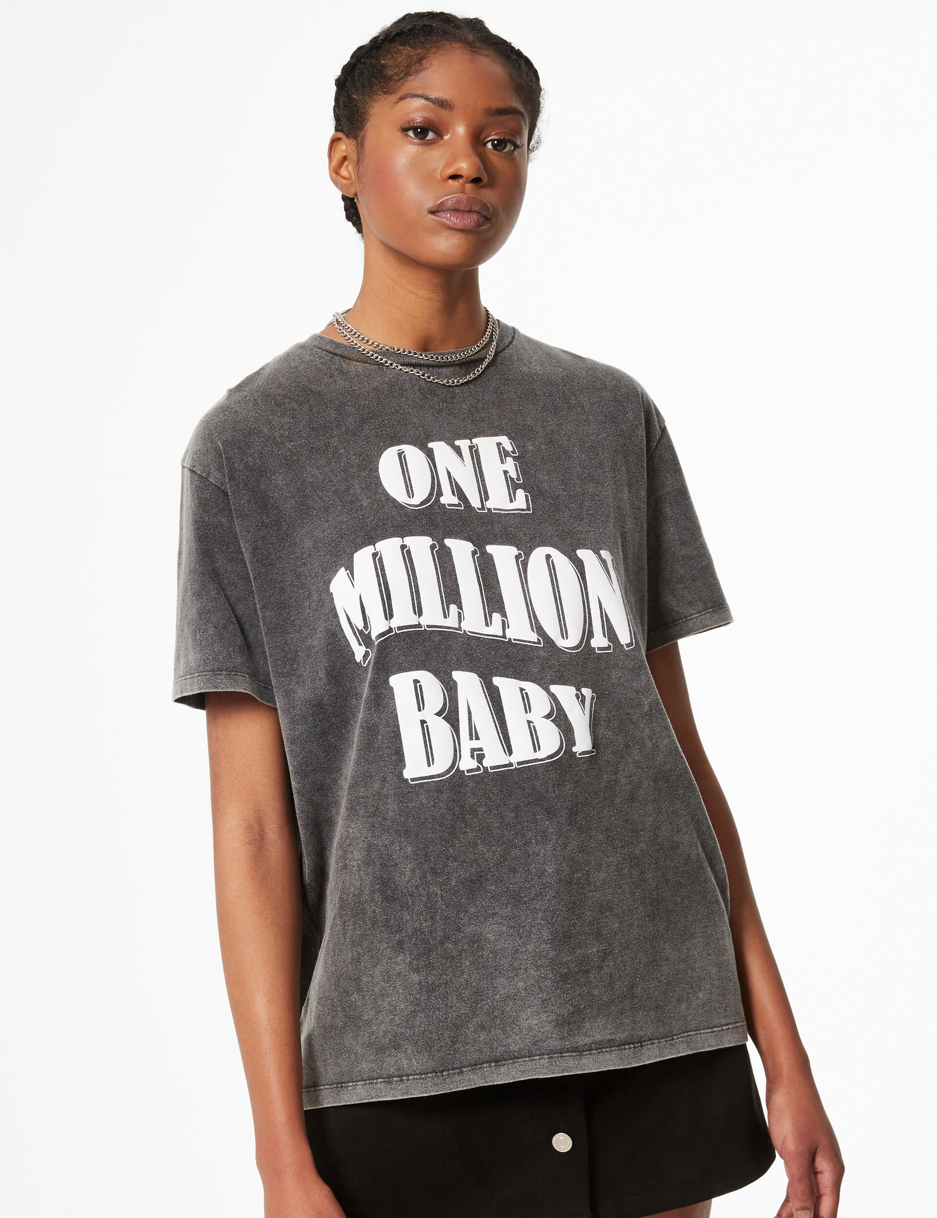 'one million baby' t-shirt
