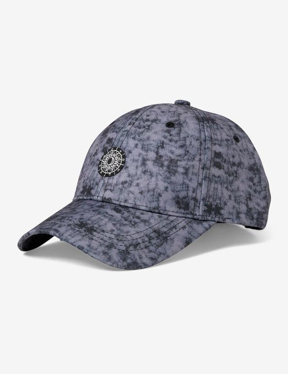 Tie-dye cap