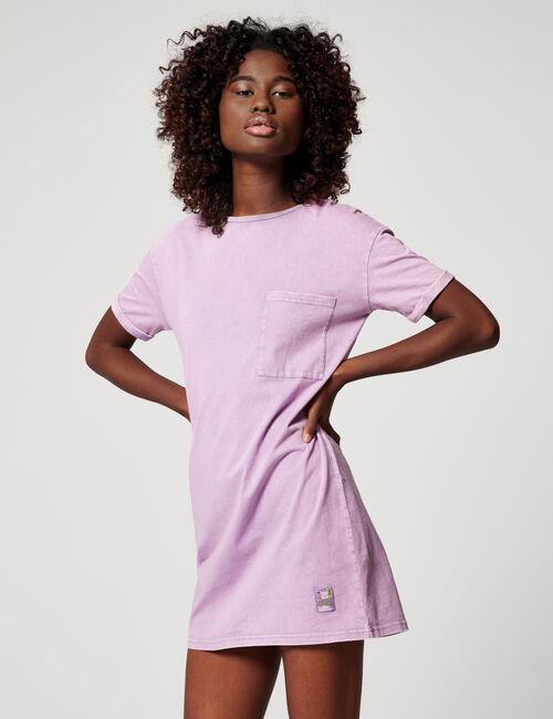T-shirt style dress