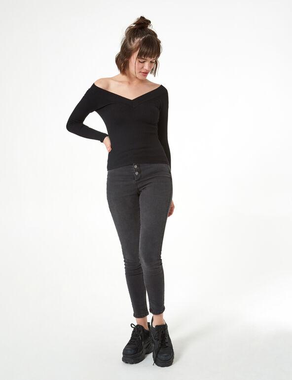 Deep-v jumper