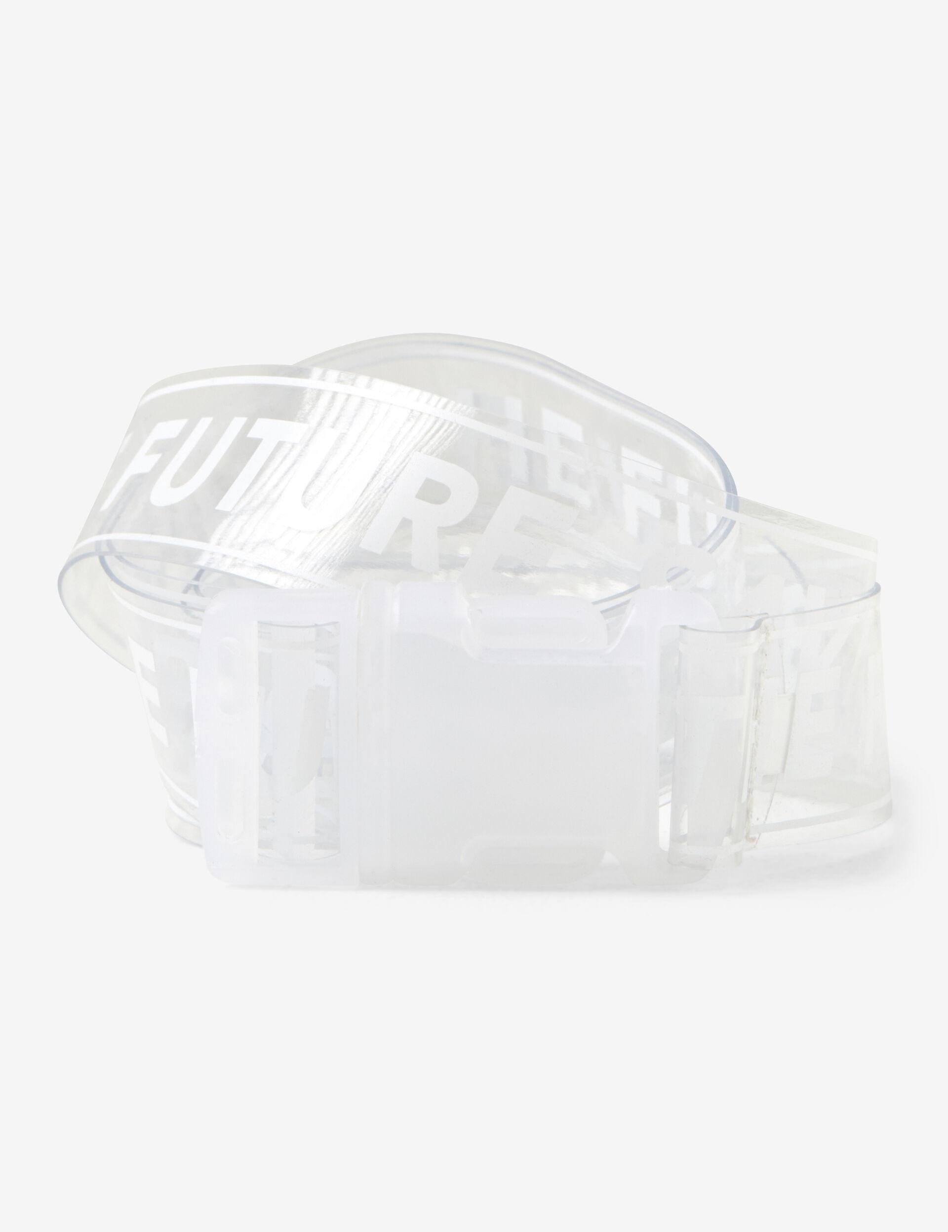 Transparent belt