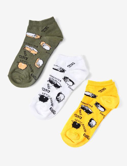 Superhamster socks