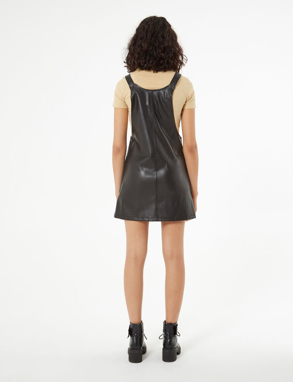 Faux tunic dress