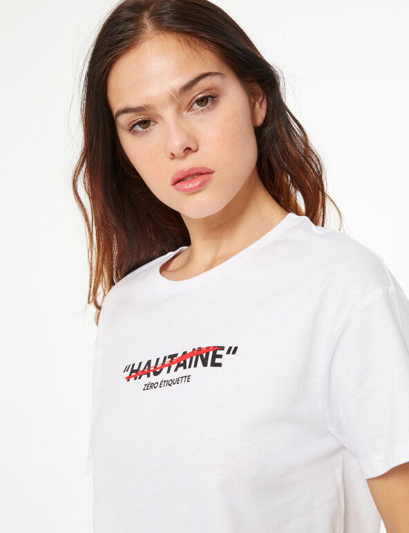 Don't call me hautaine