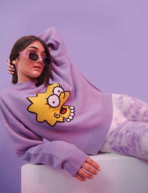 Lisa Simpson jumper