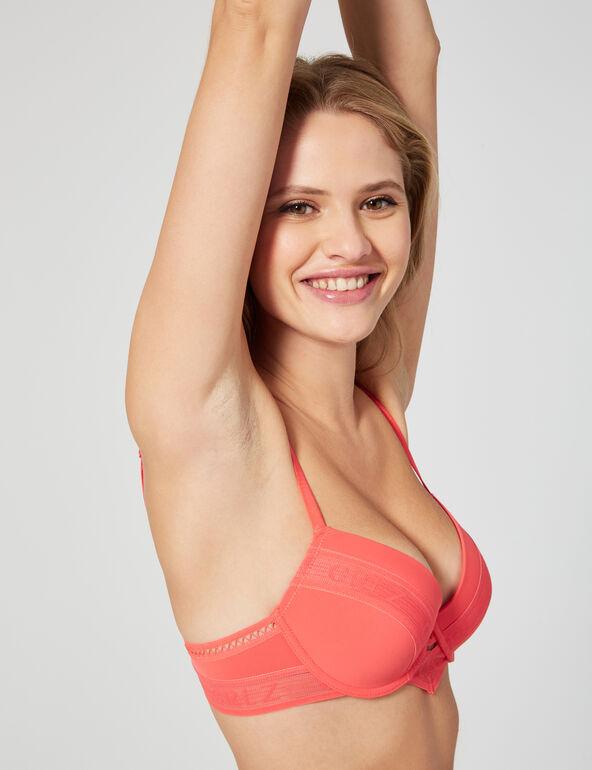 Microfibre bra