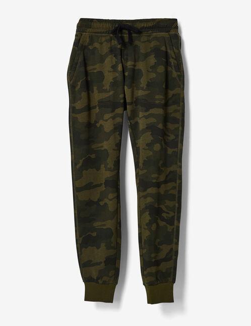 jogging camouflage femme jennyfer. Black Bedroom Furniture Sets. Home Design Ideas