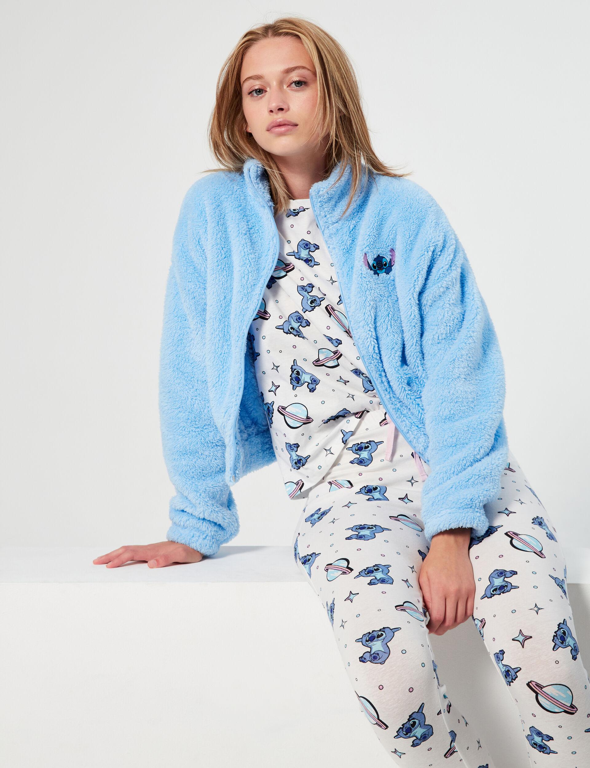 Disney Stitch cosy cardigan