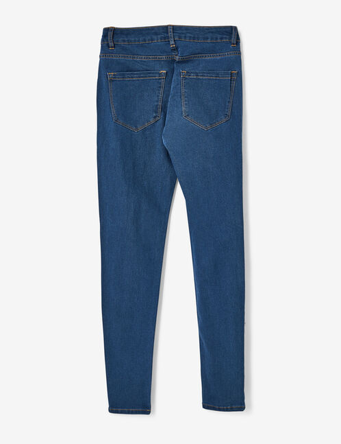 jegging taille medium medium blue