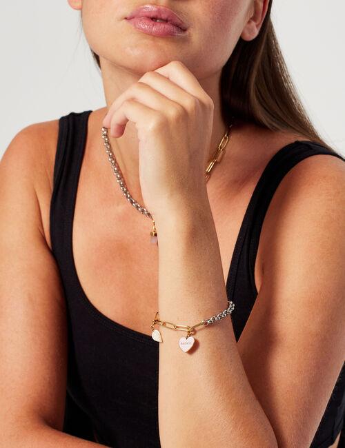 Bracelet base Charms