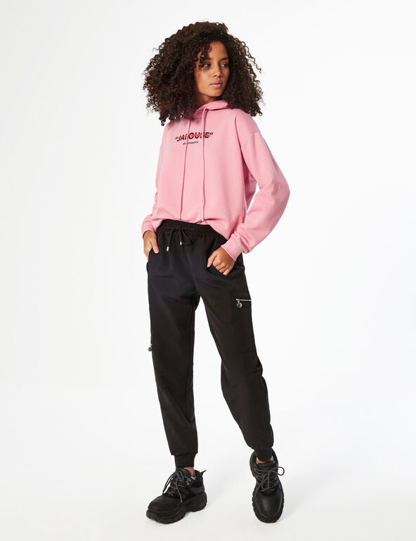 Loose-fit joggers