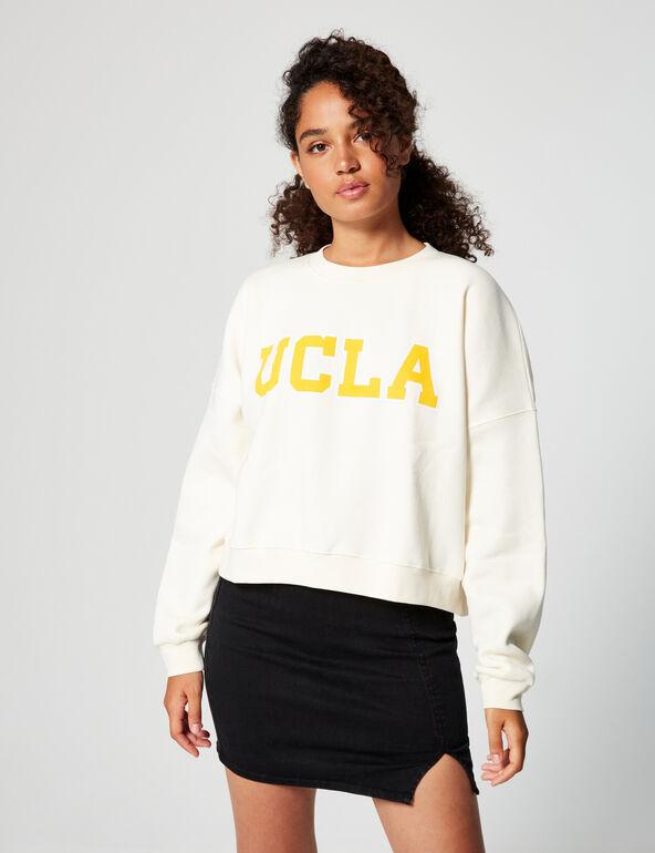 UCLA sweatshirt