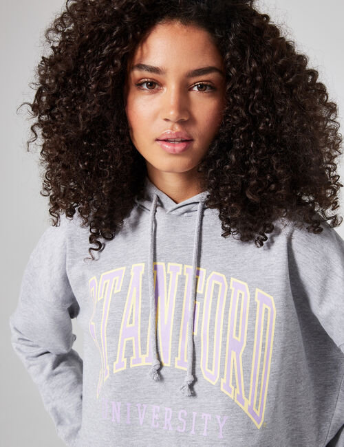 Stanford University cropped sweatshirt