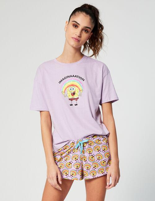 Pyjama Bob l'éponge