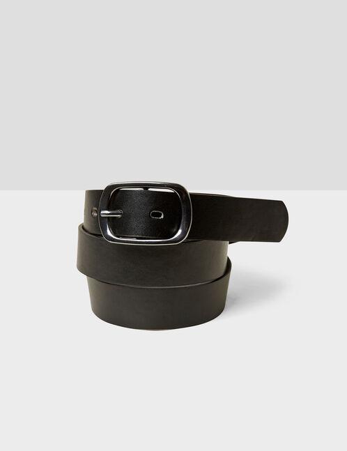 ceinture simili avec boucle