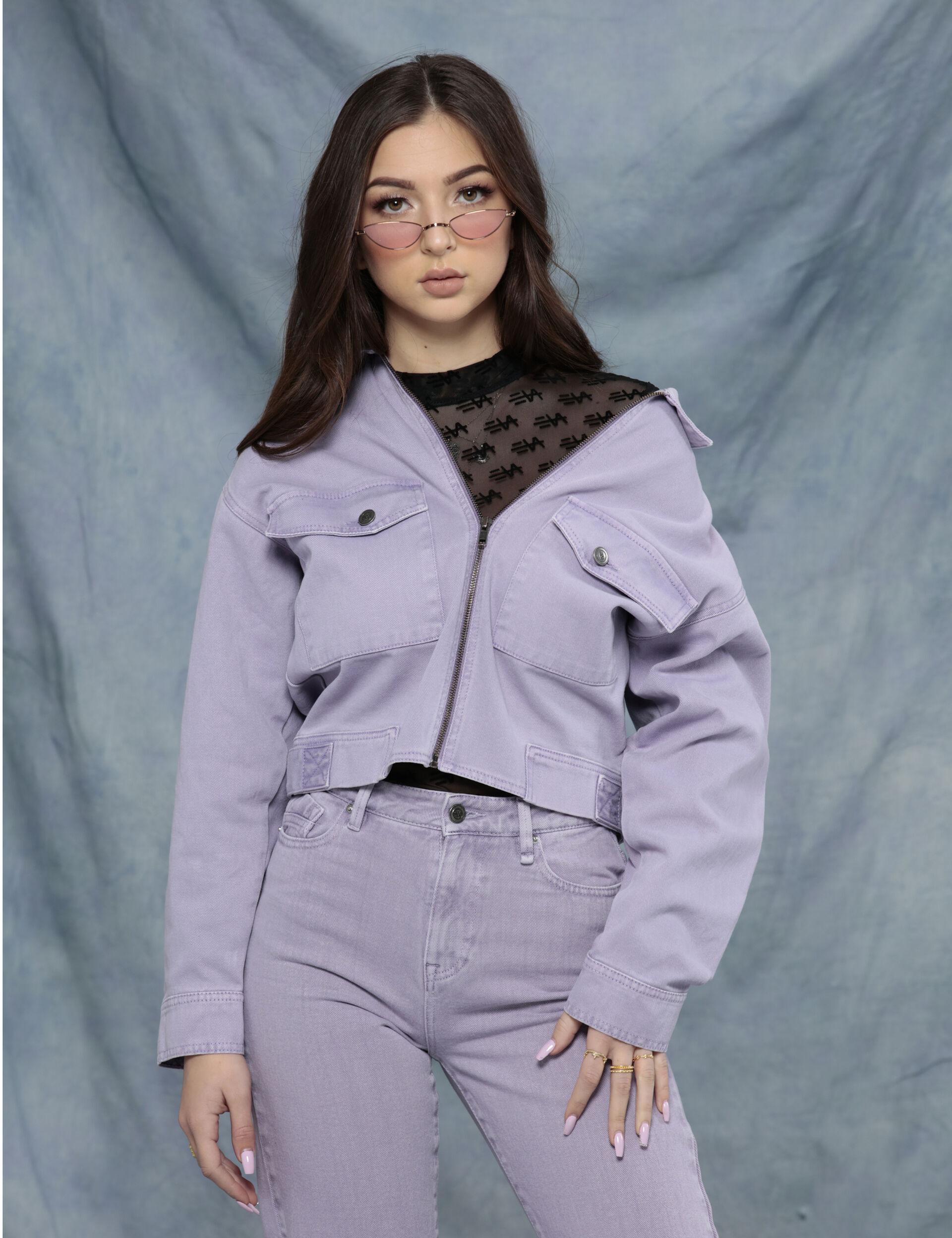 Plata denim jacket