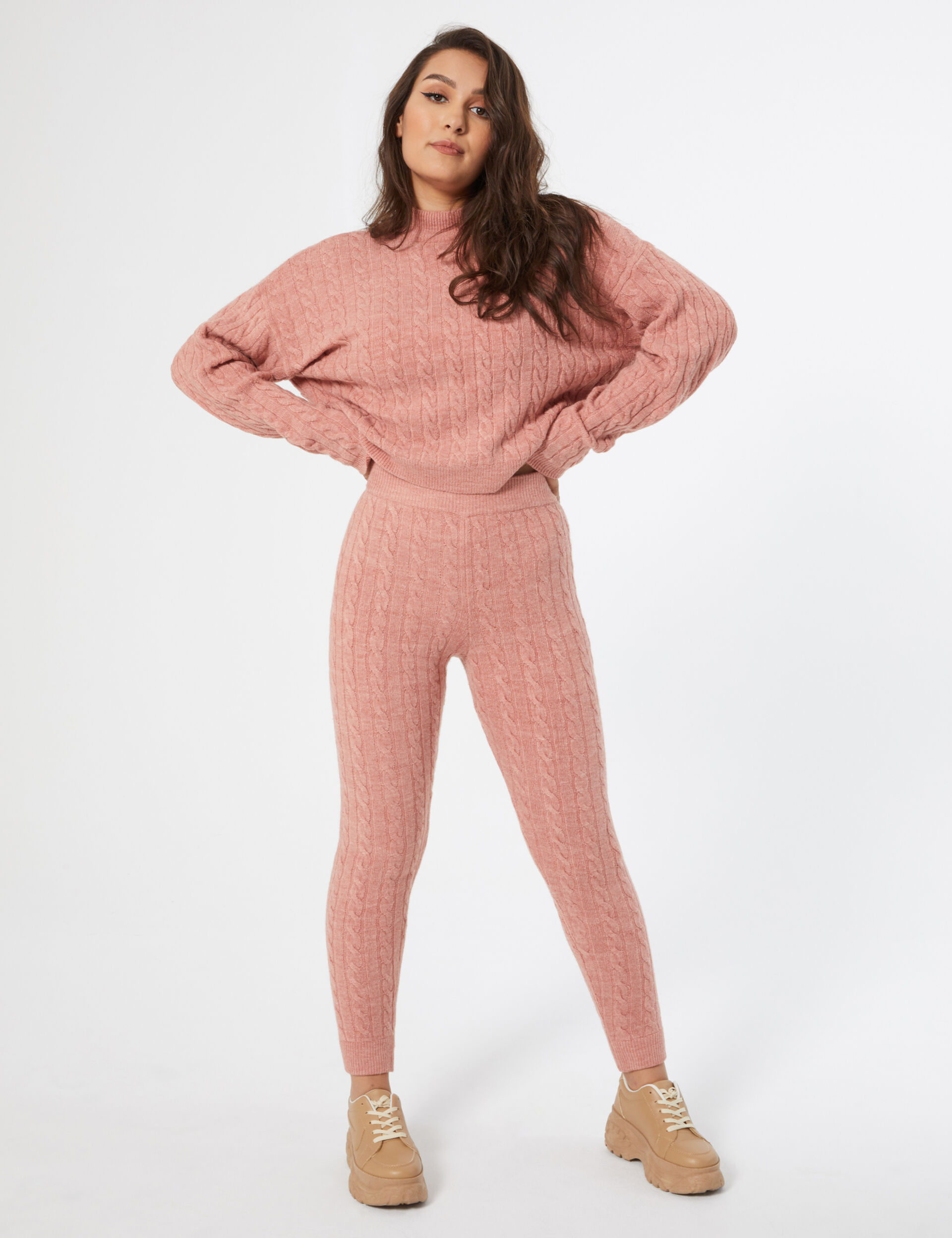 X the doll beauty joggers