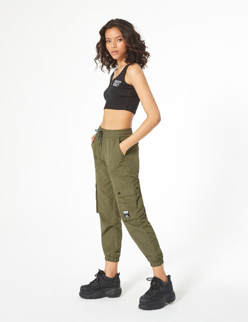 waterproof joggers with pockets