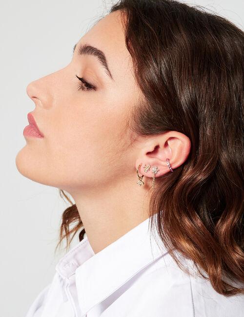 Boucles d'oreilles Iconic