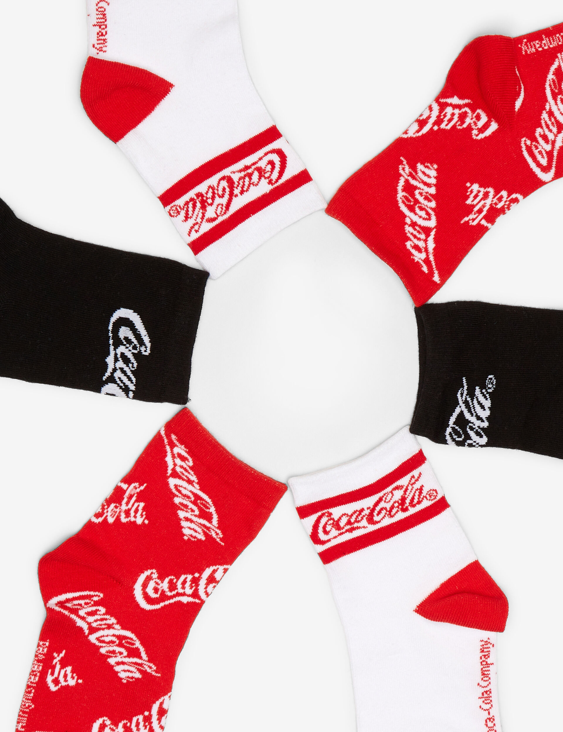 Coca-Cola socks