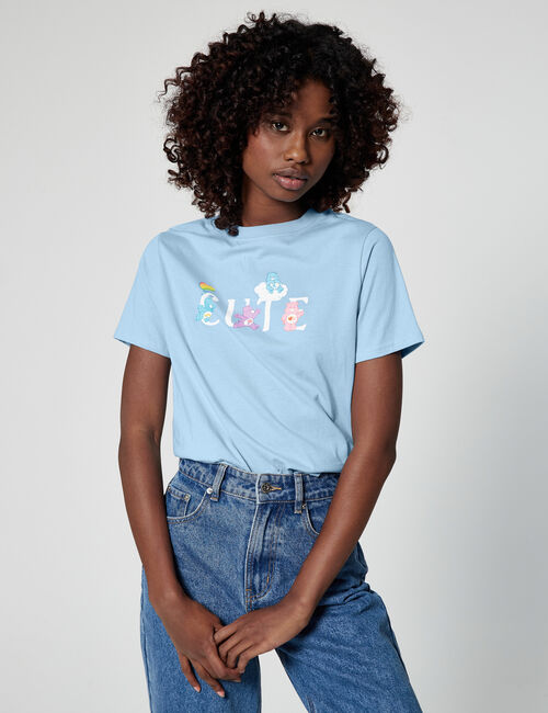 Tee-shirt Care Bears
