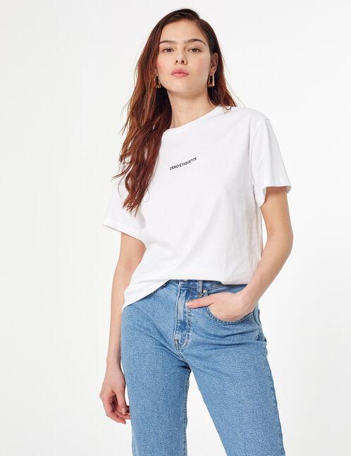 tee-shirt x Eva Queen