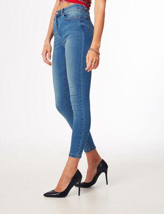 9d91dba0b7e63 Soldes Jeans Femme Jusqu à -60% ! • Jennyfer