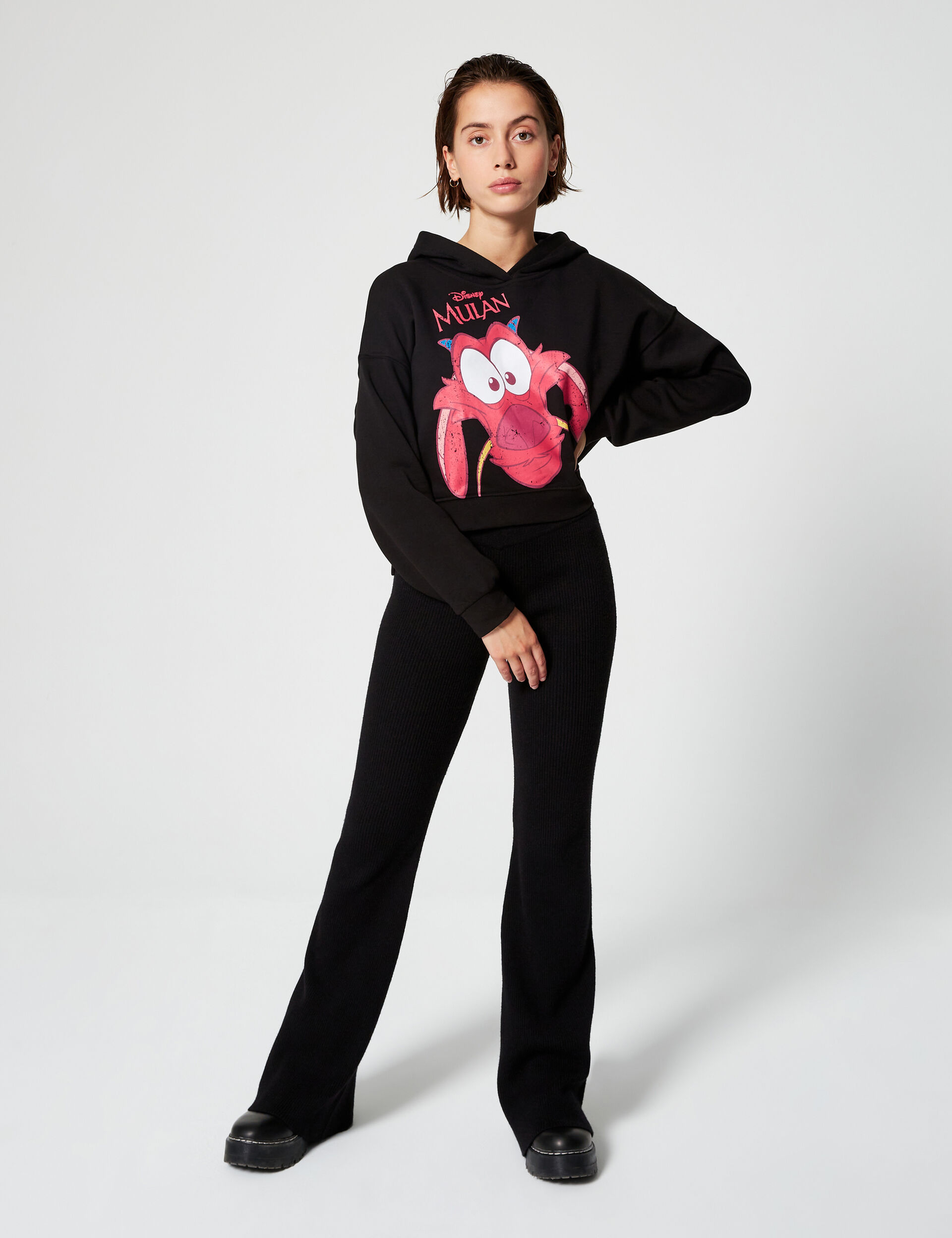 Disney Mushu sweatshirt