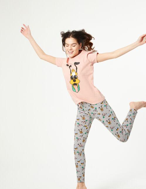 disney pluto pyjamas
