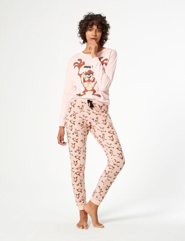 Set pyjama Looney Tunes Taz