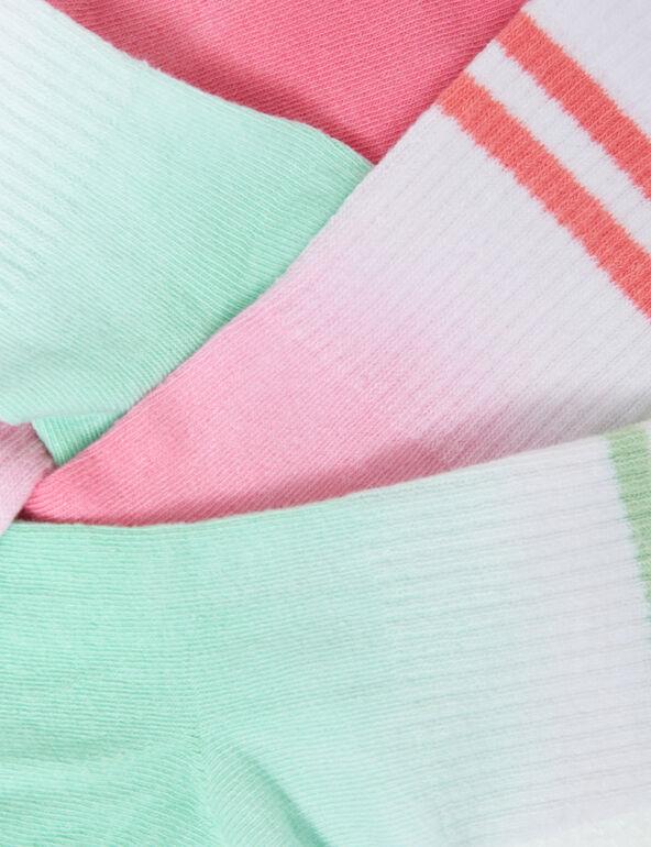 Long gradient socks